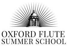 Oxford Flute Summer School Logo